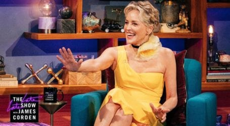 H Sharon Stone μιλάει για την επιθανάτια εμπειρία που της άλλαξε τη ζωή