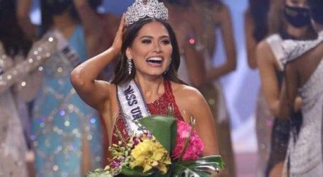 Η 26χρονη Μεξικανή μηχανικός Andrea Meza στέφθηκε Miss Universe