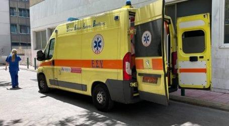 Βελεστίνο: Διπλή απόπειρα αυτοκτονίας από 45χρονη