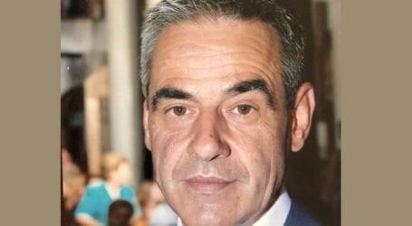 """Λάρισα: """"Έφυγε"""" από τη ζωή στα 58 του ο Γιώργος Δήμκος"""