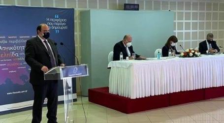 Χρ. Τριαντόπουλος: Σε σύσκεψη στην Καρδίτσα με την Πρόεδρο της Δημοκρατίας για τα μέτρα του «Ιανού»