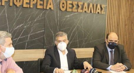 Χρ. Τριαντόπουλος: Μέτρα στήριξης φυσικών και νομικών προσώπων των περιοχών που επλήγησαν από το σεισμό της 3ης Μαρτίου στη Θεσσαλία