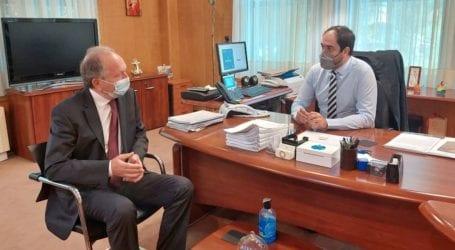 Αθ. Λιούπης: Απαίτηση κοινωνίας και φορέων η δημιουργία στη Μαγνησία του Εμπορευματικού Κέντρου