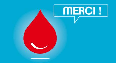 Εθελοντική αιμοδοσία στο χώρο του Γαλλικού Ινστιτούτου Λάρισας