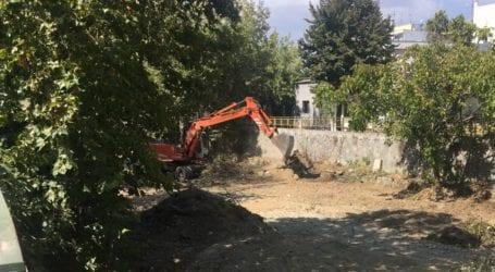 1,2 εκατ. ευρώ για τον καθαρισμό ρεμάτων και χειμάρρων στη Μαγνησία από την Περιφέρεια Θεσσαλίας
