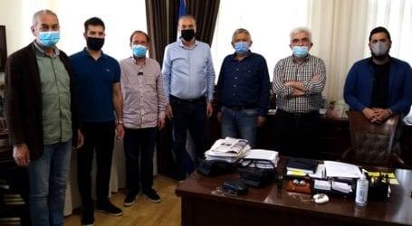 Τον δήμαρχο Ελασσόνας επισκέφθηκε η Ν.Ε. ΣΥΡΙΖΑ ΠΣ Λάρισας