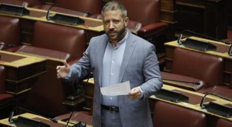 Παρέμβαση Μεϊκόπουλου για τη μείωση του κόστους άρδευσης των αγροτών σε περιοχές της Μαγνησίας