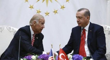 Στα άκρα οι σχέσεις Ερντογάν-Μπάιντεν