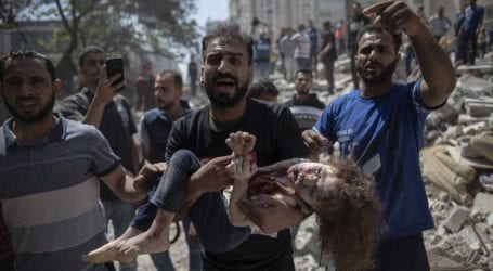 Θρήνος στη Γάζα