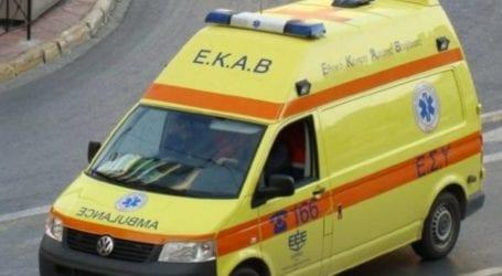 Τροχαίο ατύχημα στην οδό Λαρίσας – Βόλου: Επέβαινε 26χρόνη μητέρα και τα δύο μικρά παιδιά της