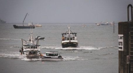 Γαλλικό αλιευτικό συγκρούεται με βρετανικό σκάφος