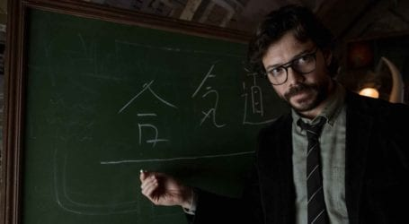 Alvaro Morte: Ο Profesor αποχαιρετά το La Casa de Papel