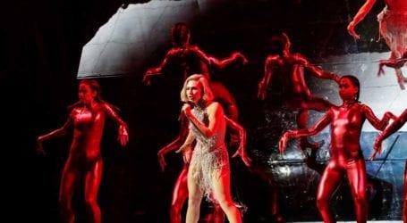 Eurovision 2021-Κύπρος: Απαστράπτουσα η Έλενα Τσαγκρινού στο Ρότερνταμ στη δεύτερη πρόβα
