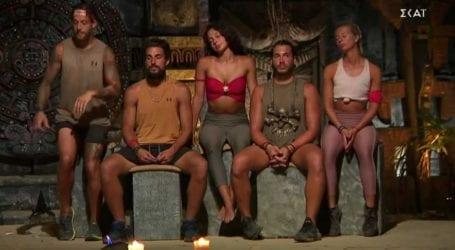 Survivor: Αυτοί είναι οι πρώτοι υποψήφιοι προς αποχώρηση