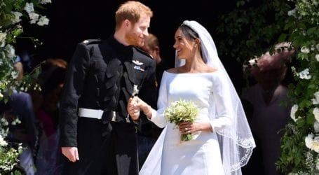 Η ανακοίνωση της Meghan Markle και του πρίγκιπα Harry για την 3η επέτειο του γάμου τους