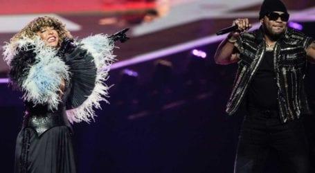 Eurovision- Β' Ημιτελικός: Ο Flo Rida εμφανίστηκε στη σκηνή και τραγούδησε για το San Marino