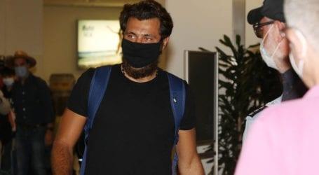 Ο Νίκος Μπάρτζης επέστρεψε στην Ελλάδα μετά την οικειοθελή αποχώρησή του