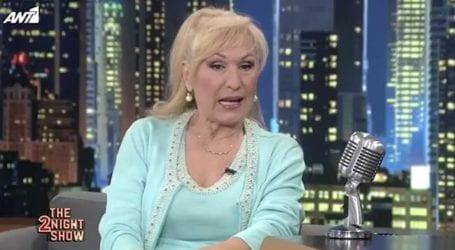 Σόφη Ζαννίνου: «Έχω δει πρωταγωνίστρια να βάζει καρφίτσα μέσα στο make up της άλλης»