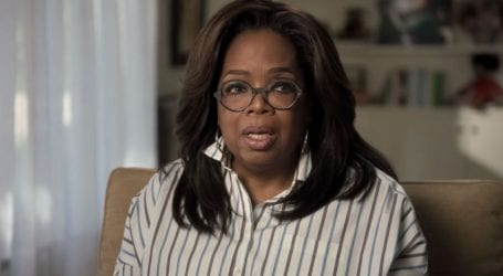 Η εξομολόγηση της Oprah Winfrey: «Από τα 9 μέχρι τα 12, βιαζόμουν από τον 19χρονο ξάδελφό μου.