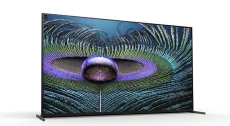 Ξεκινούν οι προπαραγγελίες στην Ευρώπη για την νέα σειρά τηλεοράσεων BRAVIA XR MASTER Z9J 8K Full Array LED: