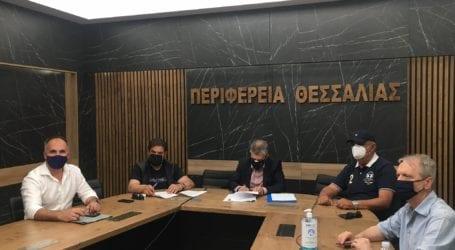 Κατασκευάζονται υπόγειοι αγωγοί άρδευσης στον ΤΟΕΒ Μάτι Τυρνάβου – Υπέγραψε την σύμβαση ο Κ. Αγοραστός (φωτο – βίντεο)
