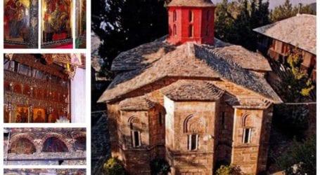 Δύο ακόμη μνημεία της θρησκευτικής κληρονομιάς της Μαγνησίας αναδεικνύει η Περιφέρεια Θεσσαλίας