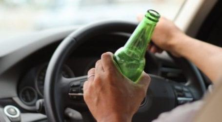 Μεθυσμένος Βολιώτης προκάλεσε τροχαίο ατύχημα