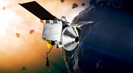 NASA -Σκάφος OSIRIS-REx: Άρχισε ταξίδι επιστροφής Γη-Το δείγμα από αστεροειδή Μπενού