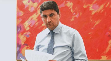 Ο Αυγενάκης, η επίσκεψη στη Λάρισα, η προώθηση υποψηφιότητας και η ψυχραιμία των Κέλλα και Μπίζιου