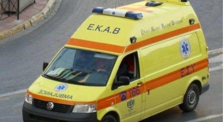 Βόλος: Τραυματίστηκε υδραυλικός που έπεσε από μπαλκόνι