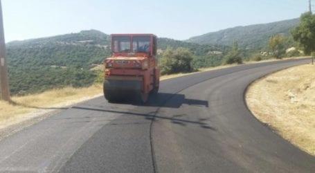 Βελτιώνει το δρόμο που συνδέει το Μεγαλόβρυσο με την Ανατολή η Περιφέρεια Θεσσαλίας