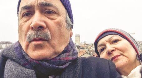 Λάκης Λαζόπουλος για τη γυναίκα της ζωής του: Τα γράμματα, η μετάσταση και οι τελευταίες στιγμές στο νοσοκομείο (φωτο)