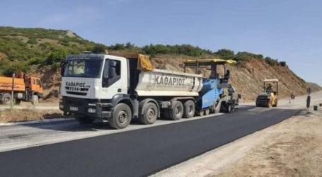 Το δρόμο Φάρσαλα – Αχίλλειο – Ναρθάκι αποκαθιστά η Περιφέρεια Θεσσαλίας