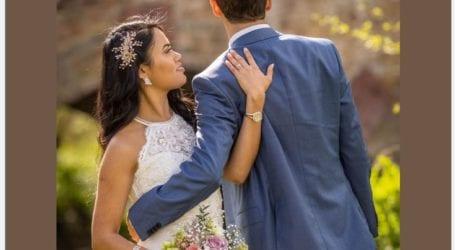 Ο Λαρισαίος που παίζει στις ταινίες του Tομ Kρουζ παντρεύτηκε την εκλεκτή της καρδιάς του (φωτο)