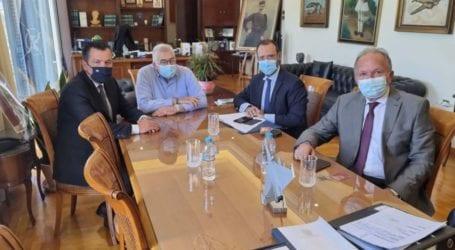 Η παραχώρηση του λιμανιού και οι δομές του Πολεμικού Ναυτικού – Συνεργασία βουλευτών με τον Γενικό Γραμματέα κ. Οικονόμου στο Υπουργείο Εθνικής Άμυνας