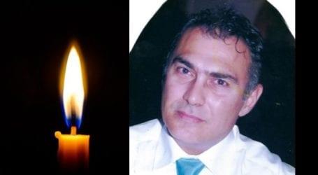 """Θλίψη: 58χρονος τραπεζικός υπάλληλος """"έσβησε"""" από επιπλοκές του κορωνοϊού στο Πανεπιστημιακό Νοσοκομείο Λάρισας"""