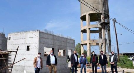 Δήμος Κιλελέρ: Σε εξέλιξη έργα 2,47 εκατ. ευρώ για υδροδότηση κοινοτήτων στην παλιά εθνική οδό Βόλου