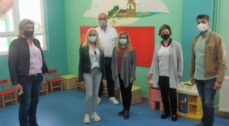 Δήμος Κιλελέρ: Ολοκληρώθηκαν οι εργασίες προσαρμογής στους παιδικούς σταθμούς