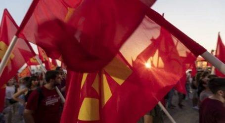 «Καύση στην ΑΓΕΤ, Παλαιστίνη, εργασιακό και η μετατροπή τους σε συγχωροχάρτι για το ΣΥΡΙΖΑ»