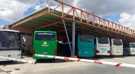 Βόλος: Κατέρρευσε μέσα σε λεωφορείο ηλικιωμένος