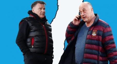 Μπέος: «Να έρθει ο Κούγιας να… κλειστούμε σε ένα δωμάτιο – Είπα στον Δουβίκα θα είσαι μαλ@@@@ αν…»