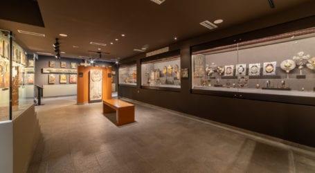 Επαναλειτουργεί το Βυζαντινό Μουσείο Μακρινίτσας
