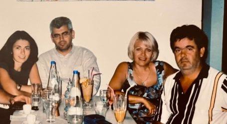 """Ραγίζει καρδιές ο Μάξιμος Χαρακόπουλος που έχασε από κορωνοϊό στο Πανεπιστημιακό Νοσοκομείο Λάρισας αδελφικό του φίλο: """"Α ρε Νίκο…"""""""