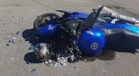 Τραγωδία: Νεκρός 35χρονος σε τροχαίο στην είσοδο του Τυρνάβου