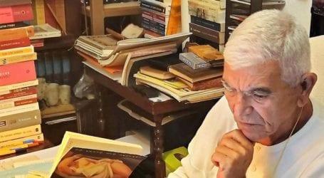 Έφυγε από τη ζωή ο Λαρισαίος συγγραφέας, δημοσιογράφος και ποιητής Άγγελος Πετρουλάκης