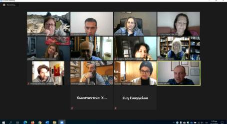 """Συνάντηση Τοπικής Ομάδας Δράσης του Δήμου Λαρισαίων και Τελική Εκδήλωση για το ευρωπαϊκό πρόγραμμα URBACTIII """"PlayfulParadigm"""""""