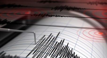 Σεισμός 3,7 ρίχτερ κοντά στον Βόλο – Δείτε τον χάρτη
