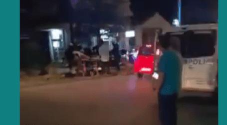 Νεαρός τραυματίστηκε σε τροχαίο με μηχανάκι στη Λάρισα – Μεταφέρθηκε στο ΓΝΛ (βίντεο)