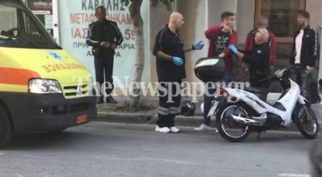 Βόλος: Έπεσε από μηχανάκι και κατέληξε στο Νοσοκομείο