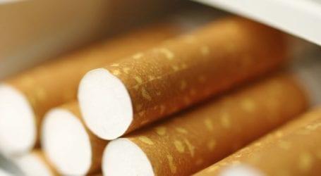 Σύλληψη στη Λάρισα για λαθραία τσιγάρα